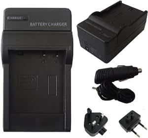 Mobilizers - Chargeur de Batterie de remplacement Caméscope pour CANON LP-E8 LPE8 pour EOS 550D EOS Digital Rebel T2i EOS Kiss X4