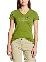 Northland Professional Camiseta Manga Corta Selina (Verde)