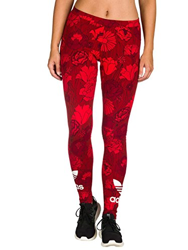 adidas Trefoil pantalones de Entrenamiento, mujer, Trefoil, multicolor, 38 [DE 36]
