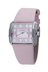 Locman Women's 232MOPPKD Otto Collection steel Watch from Locman