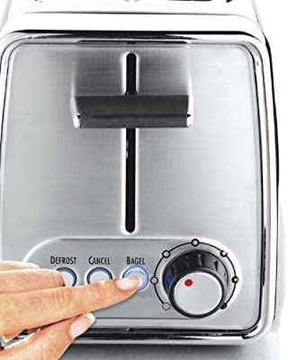 Hamilton Beach 22791 Modern Chrome 2-Slice Toaster by Amazon.com, LLC *** KEEP PORules ACTIVE ***