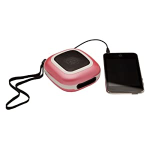 Groov-e GVSP931PK Mini Speakers for iPod, iPhone and Laptops - Pink
