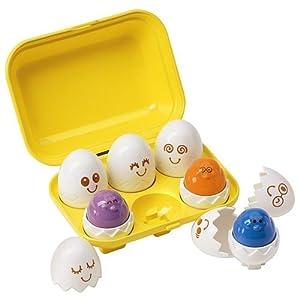 Hide N Squeak Eggs by Tomy