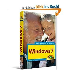 eBook Cover für  Windows 7 leichter Einstieg f uuml r Senioren