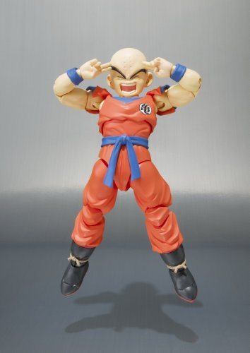 Dragon Ball Z: Krillin S.H. Figuarts Action Figure Bandai, Solar Flare – An attack that can blind anyone