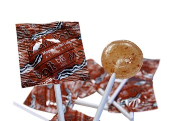 Man Bait - Bacon and Maple Syrup Lollipop (1