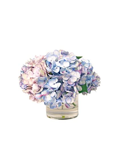 Creative Displays Hydrangea Stems in Water, Lavender/Blue