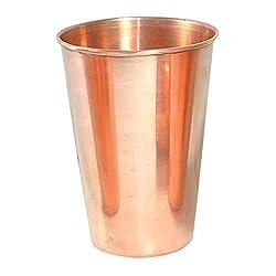 Dakshcraft Ayurveda Healing Drinkware Copper Tumbler