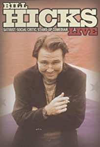 Bill Hicks Live - Satirist, Social Critic, Stand-Up Comedian