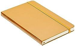 MoleskineLargeOrange Hard Cover Plain