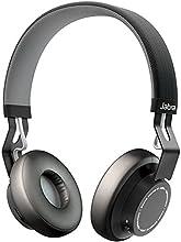 Jabra MOVE Wireless ブラック ワイヤレス Bluetooth ヘッドホン (オーバーヘッド) 【日本正規代理店品】