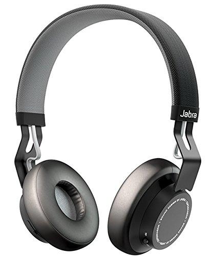 【日本正規代理店品】 Jabra ジャブラ Bluetooth4.0 オーバーヘッド型ワイヤレスステレオヘッドセット MOVE Wirelessシリーズ ブラック MOVEWIRELESS-BK