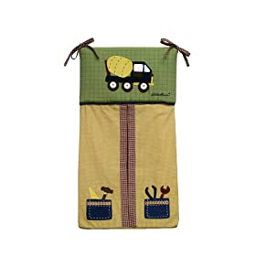 Eddie Bauer Diaper Stacker Little Builder