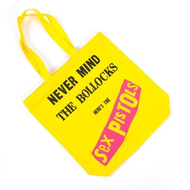 Sex Pistols Tote Bag