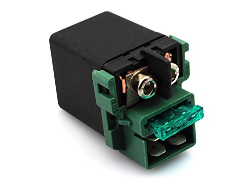 Motorcycle Aftermarket New Starter Relay Solenoid Fit For KAWASAKI ZX12R Ninja ZX1200 A1/A2 2000 2001 2002
