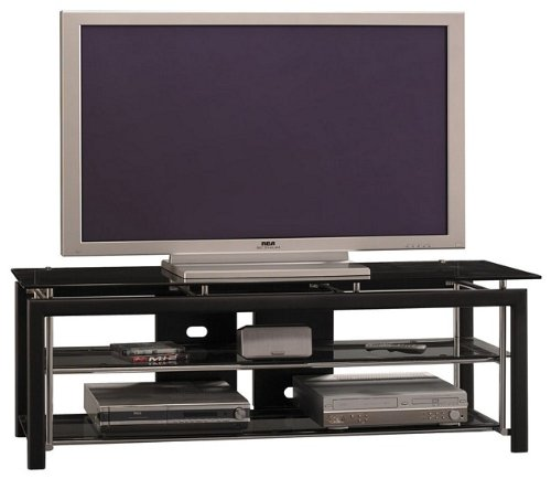 Cheap Midnight Mist Collection 60 In. Tv Stand By Bush Furniture (AZ01-99-9663)