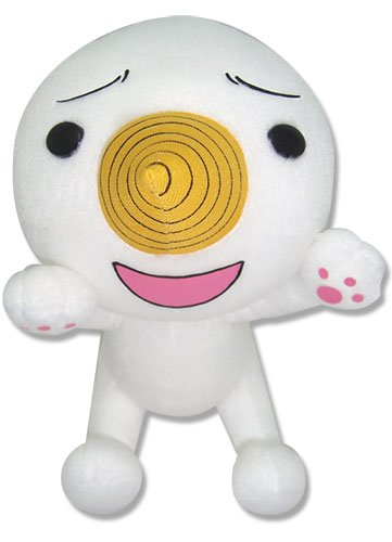 Great Eastern GE-52505 Animation Official Fairy Tail Anime Plue/Nikora Plush, 7″ image