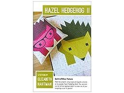 Elizabeth Hartman Hazel Hedgehog II Ptrn