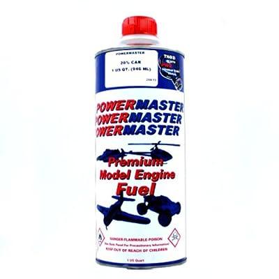 20% Nitro Fuel - 1 Quart - Nitrofuel