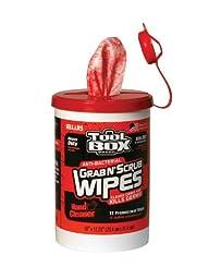 Sellars 90172 Grab N\' Scrub Anti Bacterial Wet Wiper, 12-1/4\