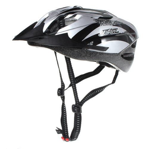 Men Bike Cycling PVC EPS Helmet Adult Visor 3 Color