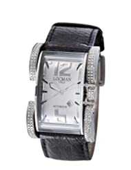 Locman Women's 501AGD Latin Lover Collection Steel Watch