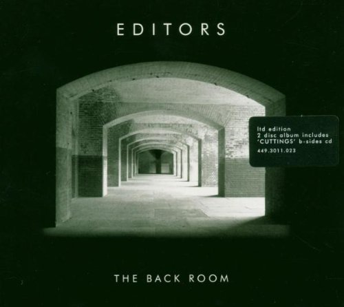 The Back Room 2 by Editors