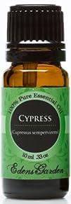 Cypress 100 Pure Therapeutic Grade Essential Oil- 10 ml