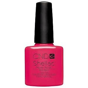 CND Shellac Nail Polish, Pink Bikini, 0.12 lb.