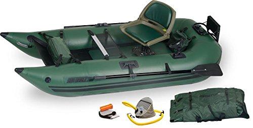 Sea Eagle 285 Frameless Pontoon Boat Review Inflatables