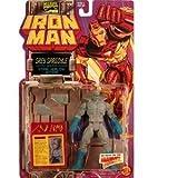 Grey Gargoyle with Stone Hurling Action! - Marvel Comics Iron Man Action Figure