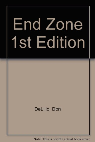 end zone don delillo essay You may remember delillo's recent first novel americana which never succeeded in getting it to gether although then, as again now, he seems to have at his natural.