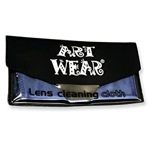 Blue Lens Cleaning Cloth Perfect Gift Idea