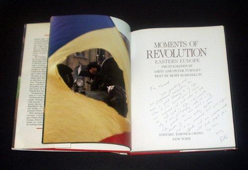 Moments of Revolution
