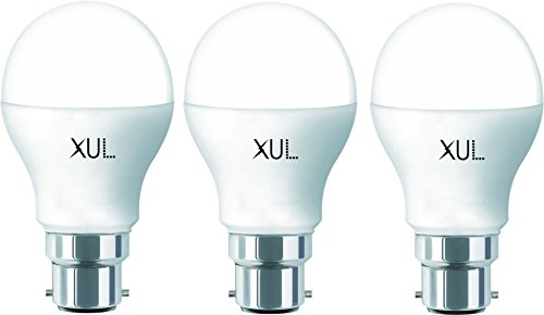 XUL 9W LED Bulbs (Cool White, Pack of 3)