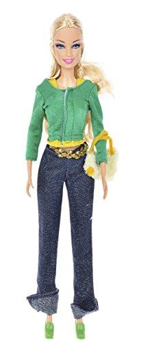 Banana Kong Doll's Fashion Autumn Clothes Set - 1