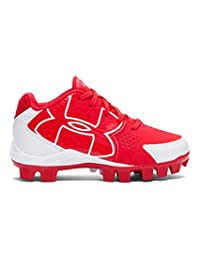 Under Armour Kids' UA Clean Up Low RM Baseball Cleats
