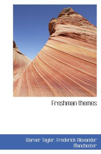 Freshman themes