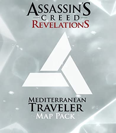 Assassin&#39;s Creed Revelations - Mediterranean Traveler Map Pack DLC [Online Game Code]
