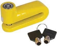 Comprar Silverline 932434 Candado para moto Pasador 10 mm