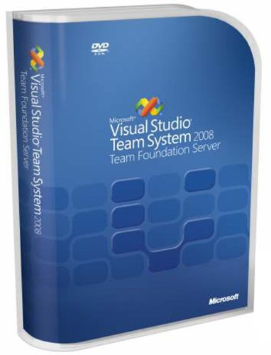 Visual Studio Foundation Server 2008 English DVD 1 Client (PC/Mac)