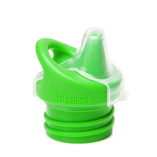 Klean Kid Kanteen Sippy Bottle Cap, Green (Klean Kanteen Sippy Cap compare prices)