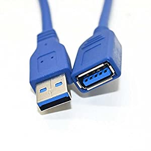 USB 3.0 Super Speed Extension Cable Upto 5Gbps - 1.5 Meter