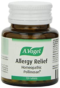 A. Vogel Allergy Relief Homeopathic Pollinosan, 120 Tablets