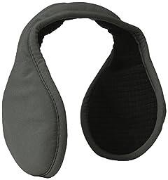 180s Urban Ear Warmer, Gun Metal, One Size