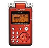 ティアック ミュージシャン用ハンディレコーダーTASCAM GT-R1高音質録音に加えリズムボックス搭載 GT-R1