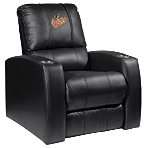 Home Theater Recliner with Baltimore Orioles by XZIPIT