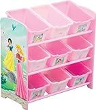 Disney Princess 9 Bin Toy Organizer