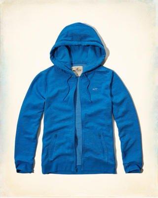 hollister-da-uomo-con-cappuccio-taglia-l-colore-blu