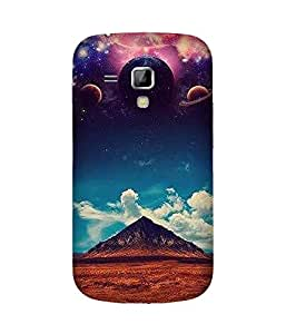 Up And Down Samsung Galaxy S Duos S7562 Case